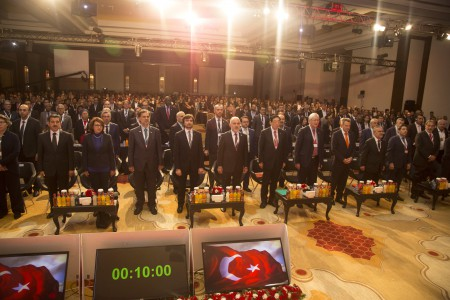 Antalya Turkey,November 6,2017 Red Cross Red Crescent Statutory Meetings,Opening Ceramony