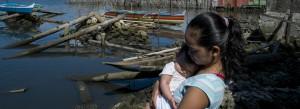 PHILIPPINES - TACLOBAN - HAIYAN AFTERMATH - REBUILDING